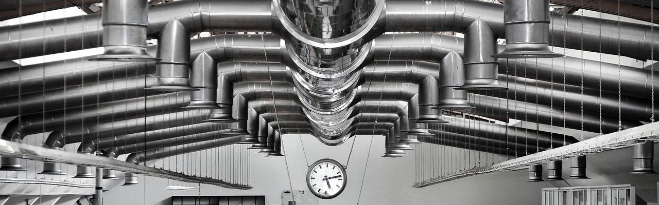 sistemas de ventilación industrial